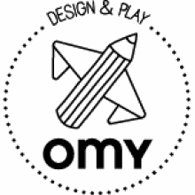 OMY - Poster à colorier