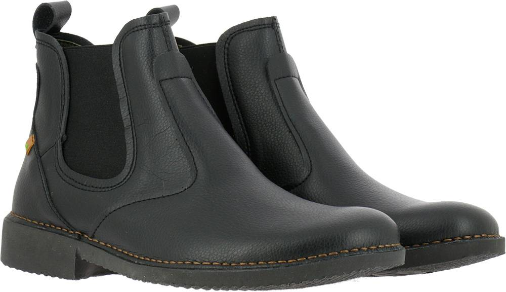 El Naturalista | Bottes NG22T - Vegan - Black Rugged Yugen