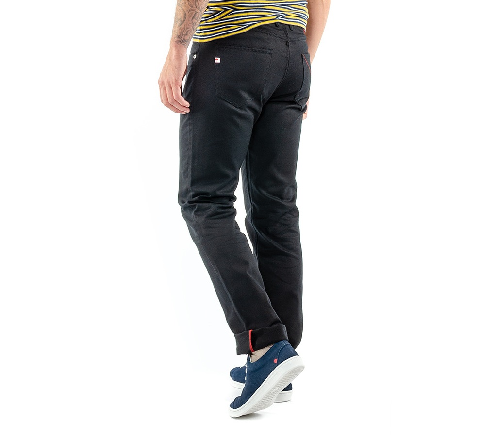 Jeans 101 - Droit Denim Original Noir
