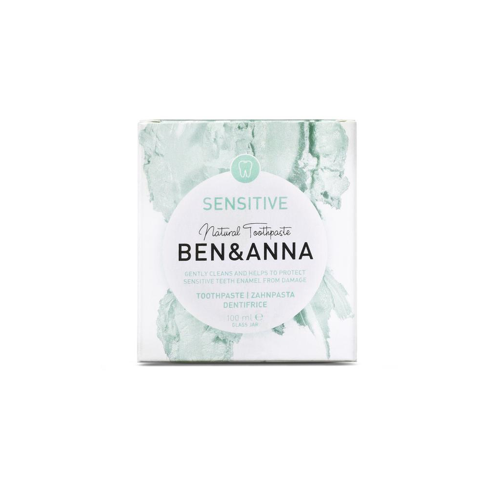 BEN & ANNA Dentifrice - Sensitive