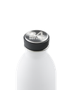 24 Bottles | Gourde Inox Urban 1L - Ice White