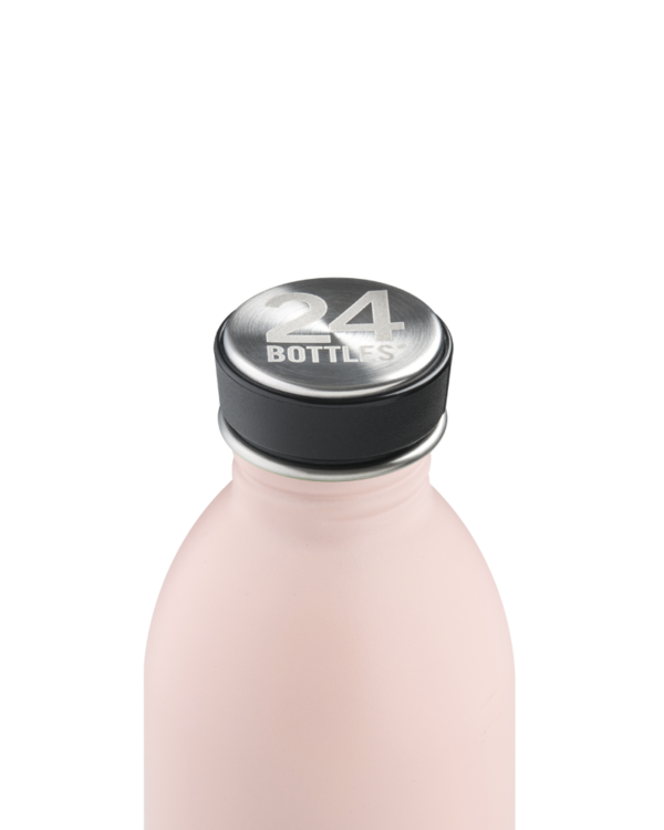 24 Bottles | Gourde Inox Urban 500ml - Stone Dusty Pink