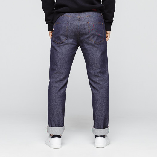 1083 | Jeans 101 Homme - Droit Saint James FlexDenim Brut
