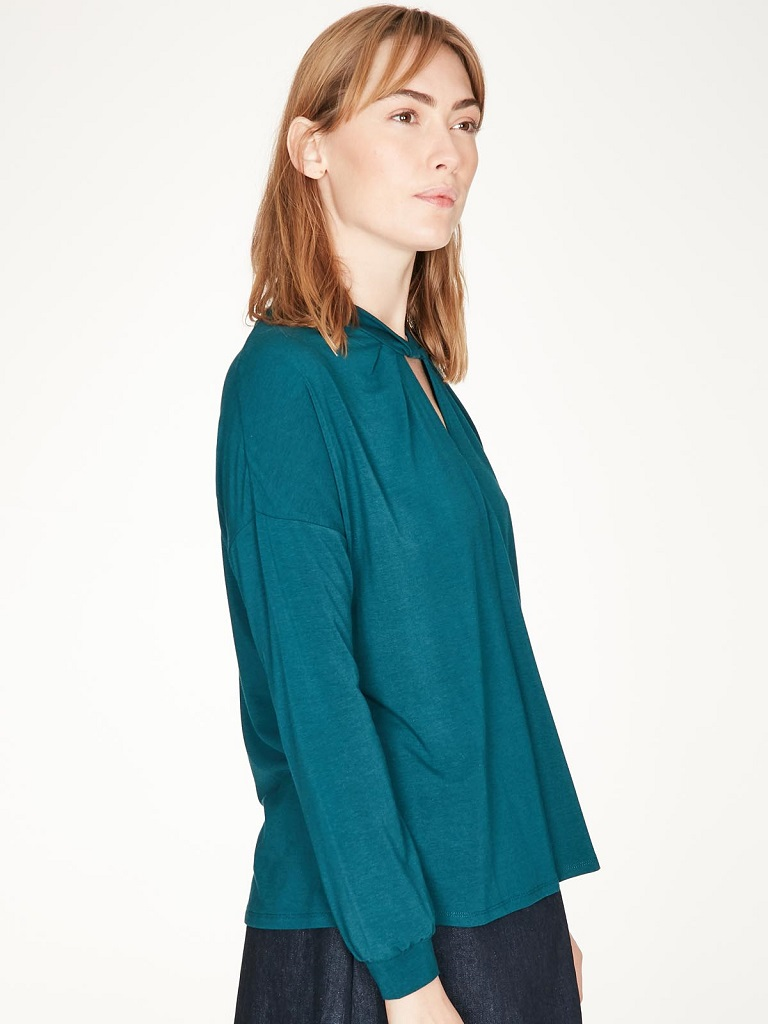 Thought | Blouse Joan - Kingfisher