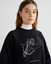 Thinking Mu | Pull Cupido - Black