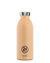 24 Bottles | Thermos Inox Clima Isotherme 500ml - Peach Orange