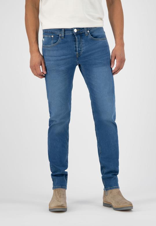 Mud Jeans | Regular Dunn Jeans - Pure Blue