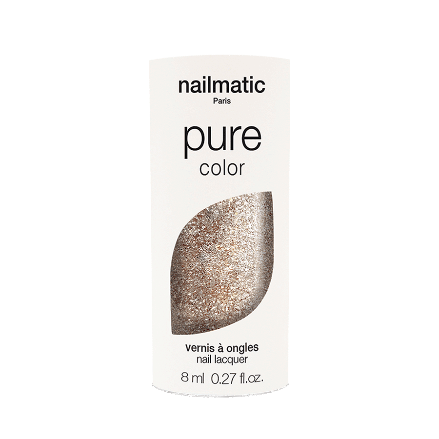 [NAI-P_LUCIAF ] Nailmatic | Vernis à Ongles Biosource 8ml - Lucia