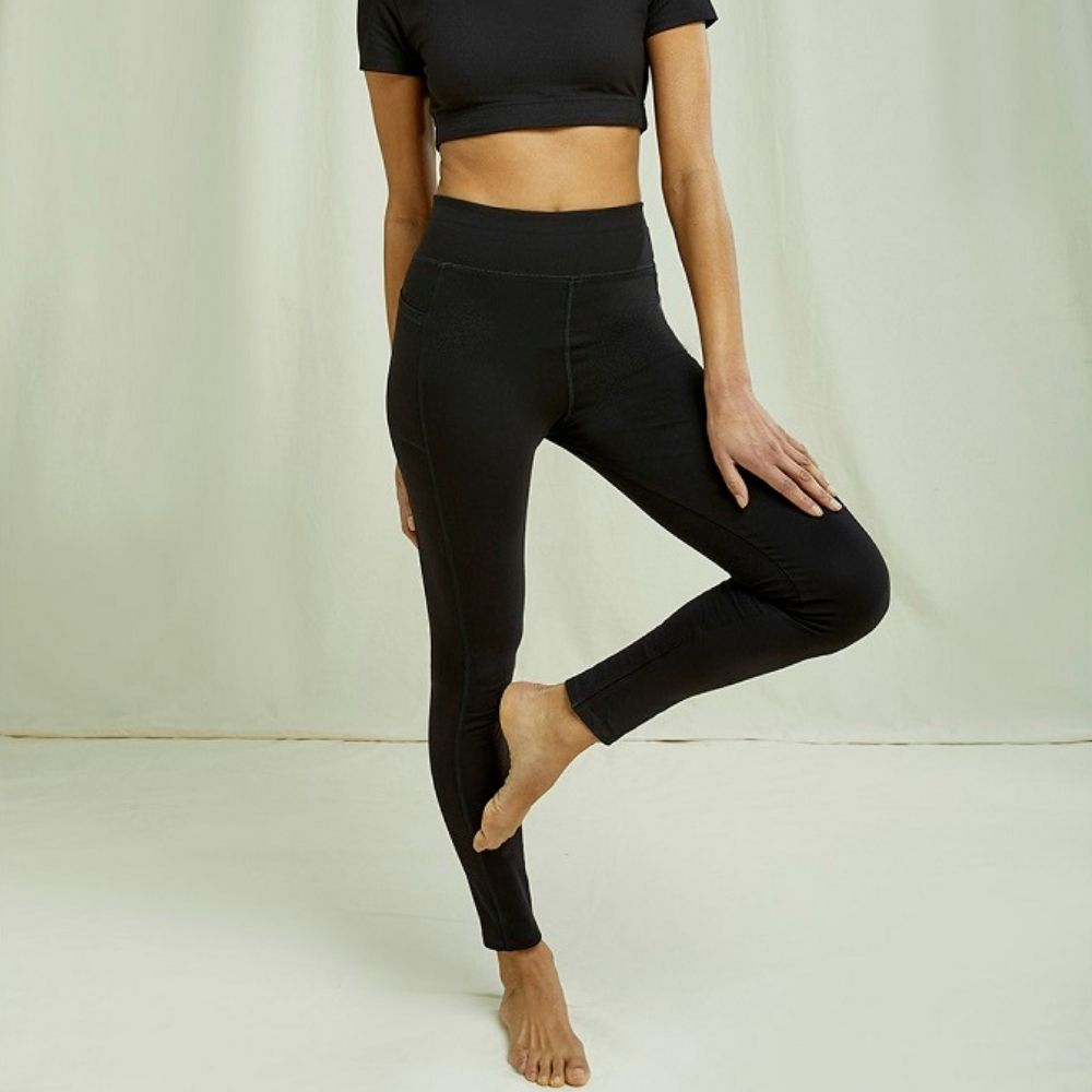 People tree | Legging de Yoga Pocket - Black