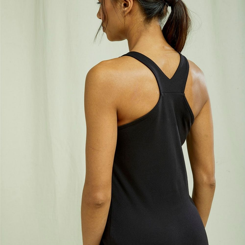 People tree | Débardeur de Yoga Racer Back - Black