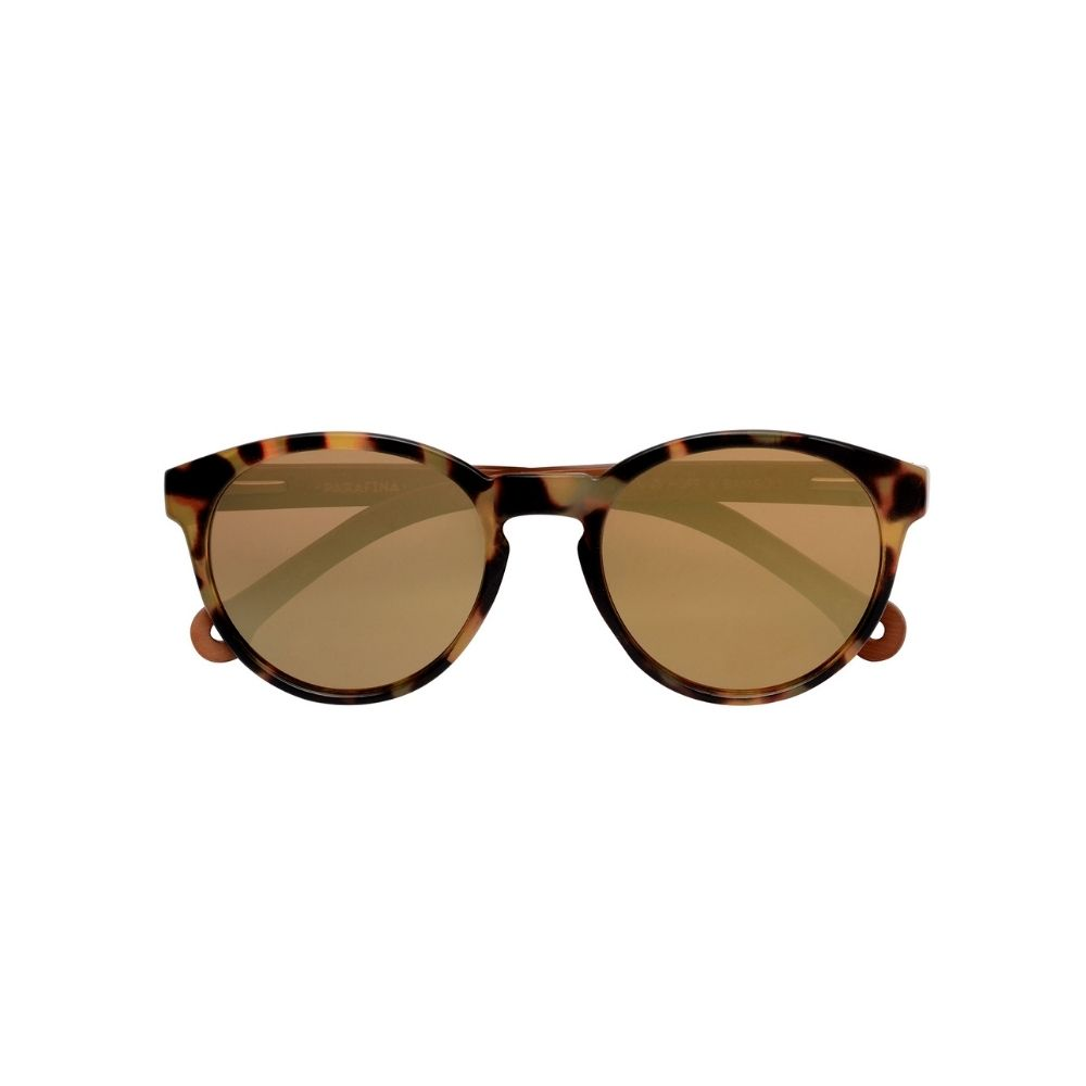 [PAF-S21-COS-GTR-VGO] Parafina | Lunettes Costa Gentle Tortoise - Gold